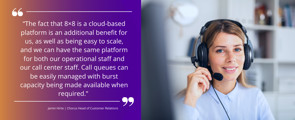 business phone systems help call center staff working remotely be more efficient