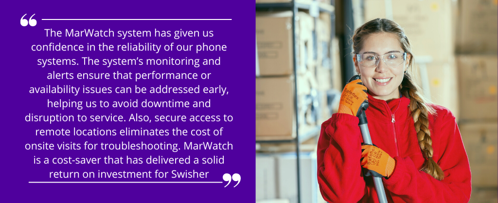 Increase Performance Visibility using Mitel Unified Communication Systems-Testimonials