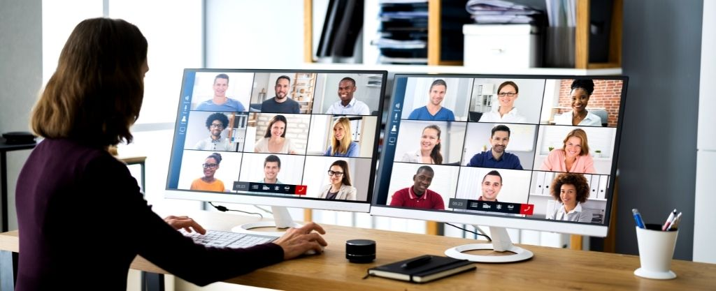 unified communications solution for remote teams - video conferencing feature
